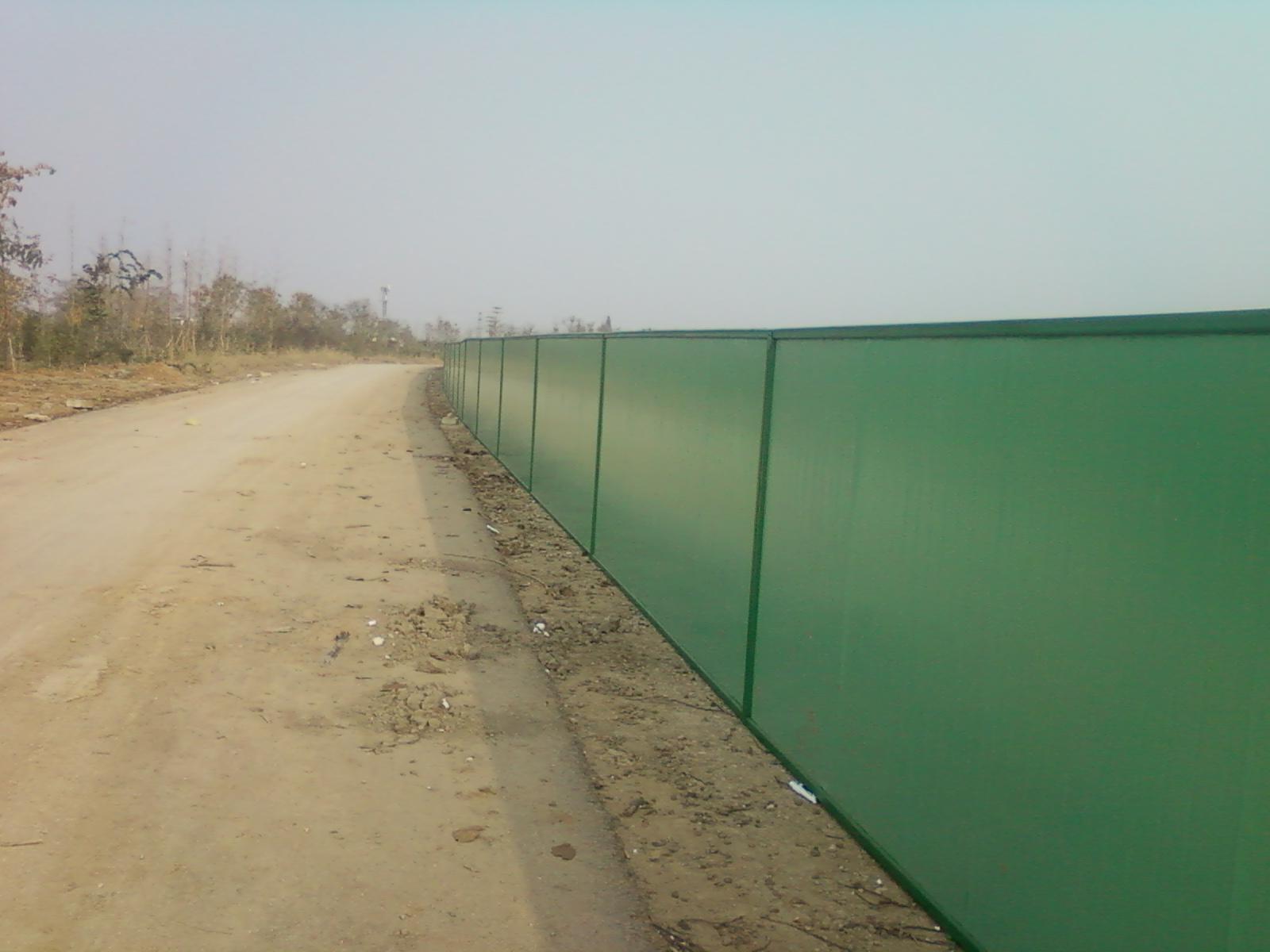 南京彩钢板围挡